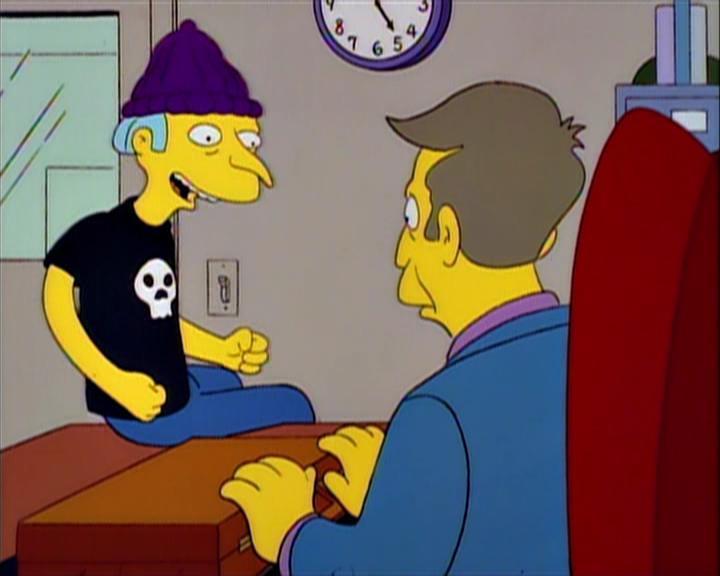 The Simpsons – ten snapshots of Season 6   Somewhere Boy