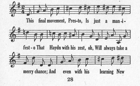 Spaeth - Haydn 2a