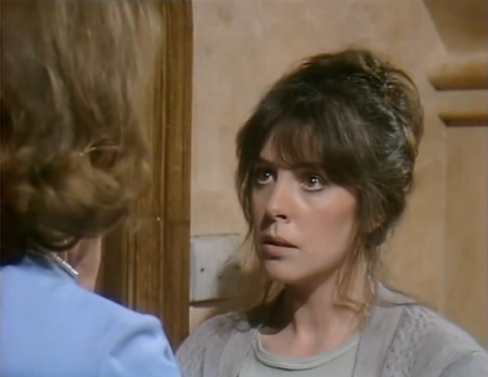 Penelope Wilton in Table Manners (1977)