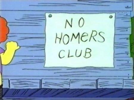 No Homers