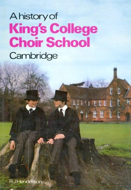 A History of King's College Choir School